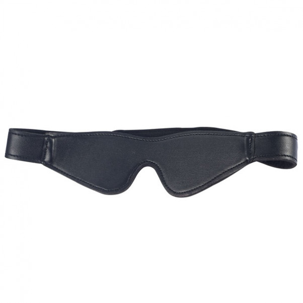 Max Passion Sensuelt Læder Blindfold