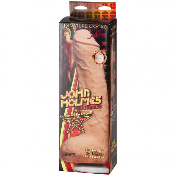 John Holmes Realistisk Dildo billede af emballagen 90