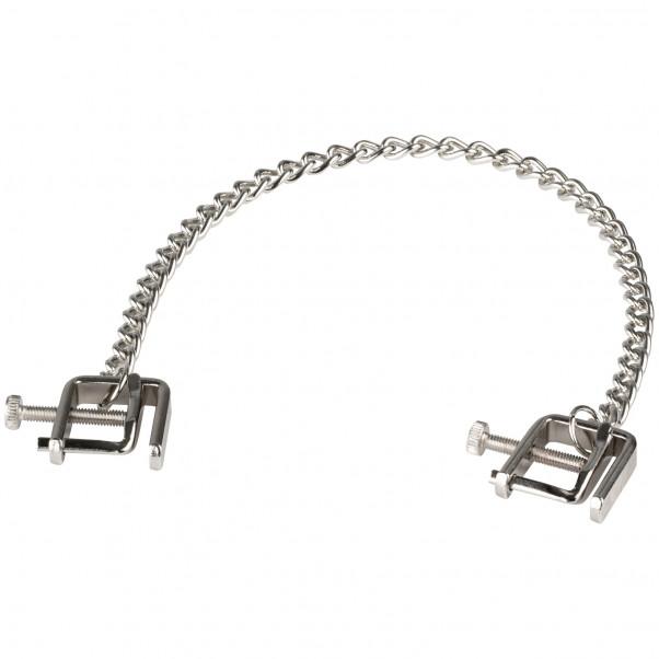 Justerbare C Klemmer med Metalkæde håndbillede 2
