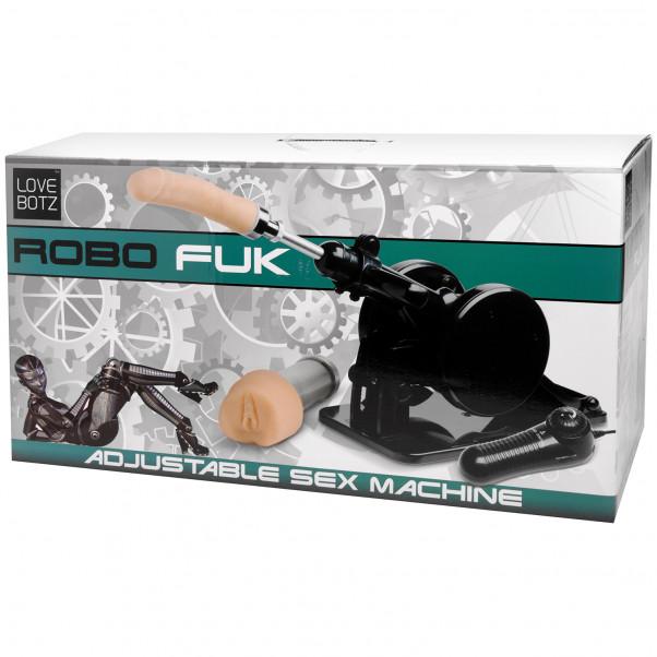 LoveBotz Robo Fuk Justerbar Sex Maskine  10
