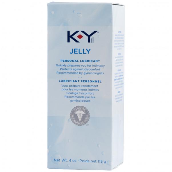 KY Jelly Vandbaseret Glidecreme 113 ml  3