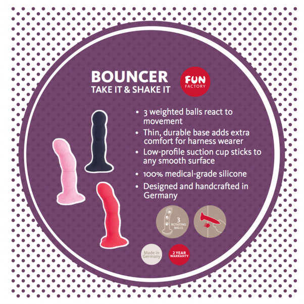 Fun Factory Bouncer Shakedildo  4