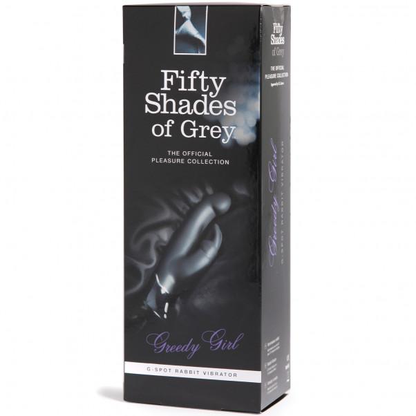 Fifty Shades of Grey Opladelig G-punkts Rabbit Vibrator  3
