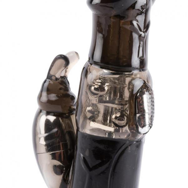 Sinful Black Rabbit Vibrator