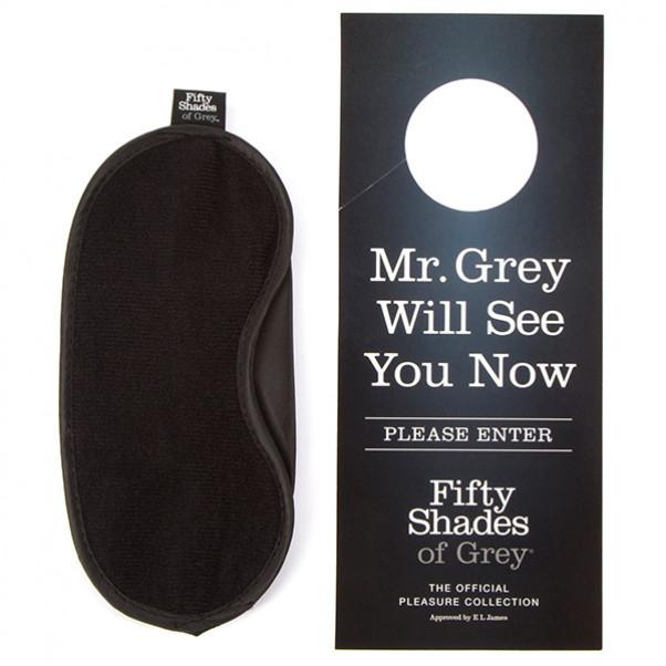 Fifty Shades of Grey Elastisk Senge Bindesæt