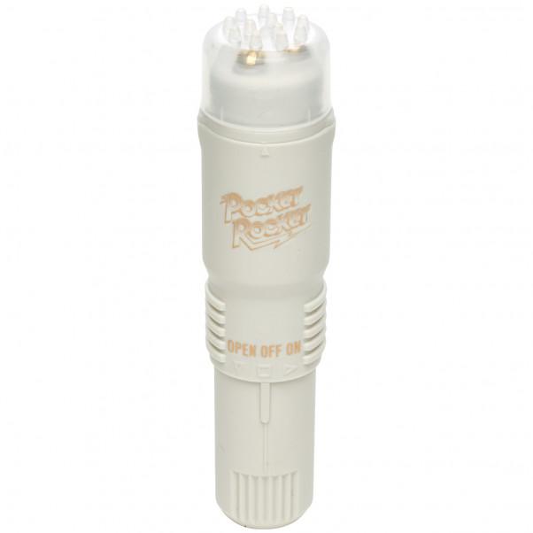 Doc Johnson Pocket Rocket The Original Mini Vibrator - TESTVINDER  1