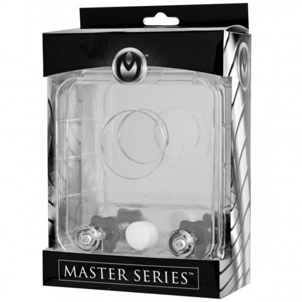 Master Series Masher CBT Cock and Ball Crusher  5