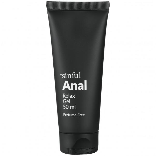Sinful Get Started Anal Begynder Boks med A-Z Guide produktbillede 8