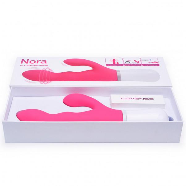 Lovense Nora Rabbit Vibrator App Styret produktbillede 90