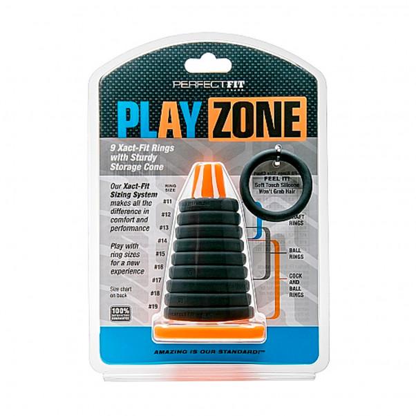 Perfect Fit Play Zone Kit Penisringe  3