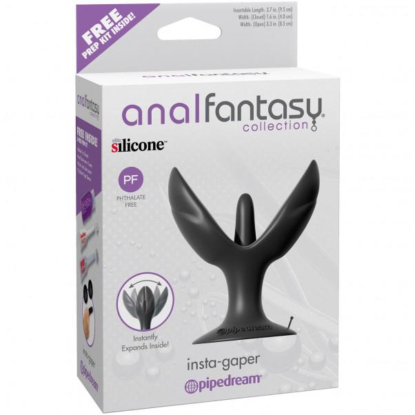 Fetish Fantasy Insta-Gaper Butt Plug