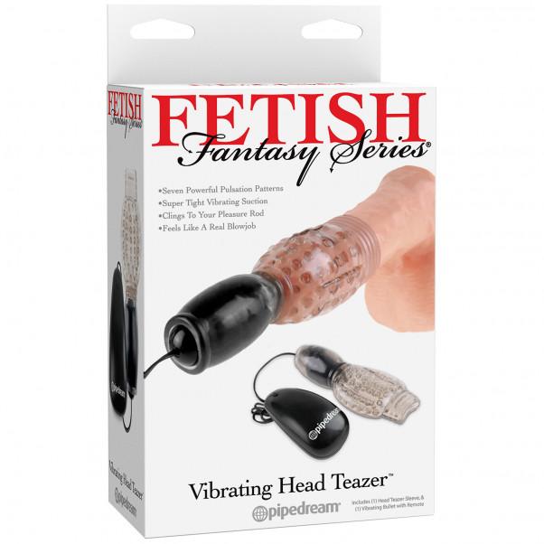 Fetish Fantasy Vibrerende Head Teazer Masturbator  10