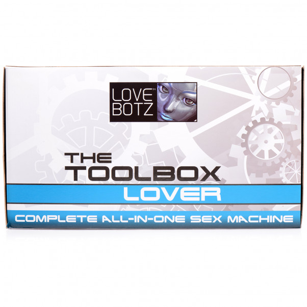 LoveBotz Toolbox Lover Sex Maskine  10