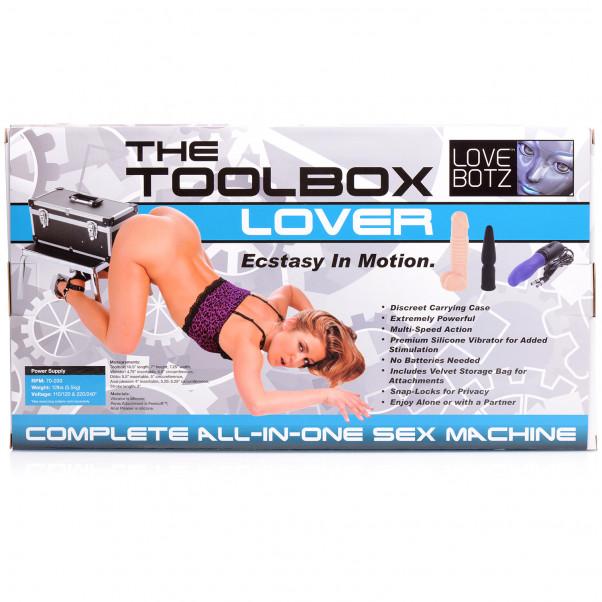 LoveBotz Toolbox Lover Sex Maskine  11