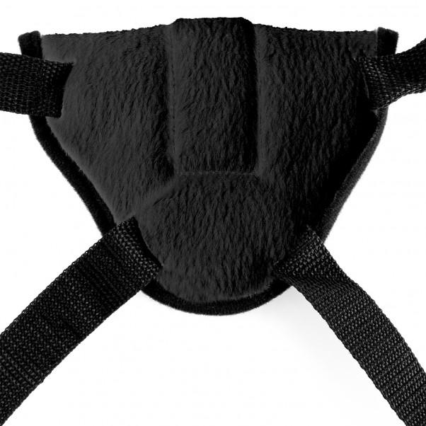 Fetish Fantasy Vibrating Plush Harness  4