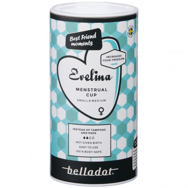 Belladot Evelina Menstruationskop billede af emballagen 90