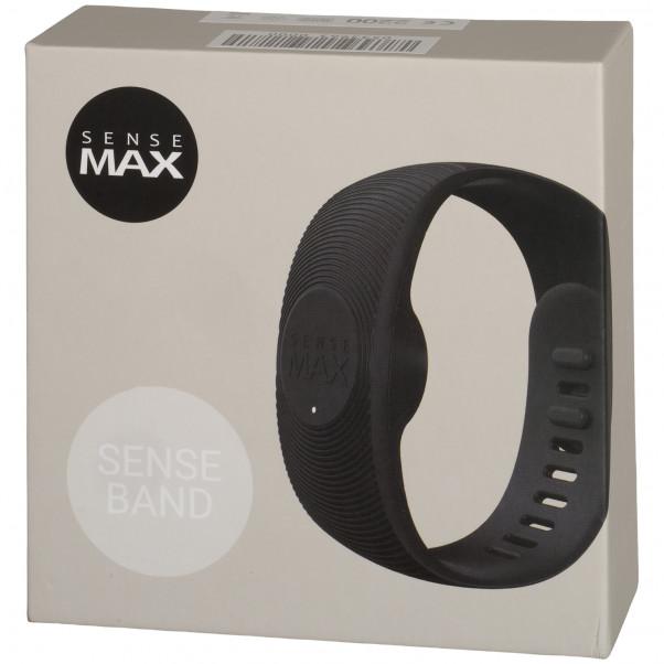 SenseMax Senseband Interaktivt Armbånd billede af emballagen 90