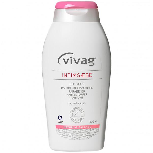 Vivag Intimsæbe 400 ml  1