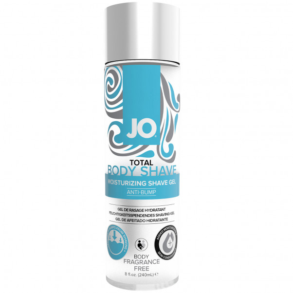 System JO Total Bodyshave Gel 240 ml  2