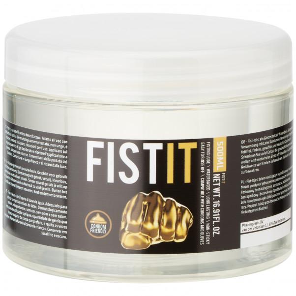Fist It Vandbaseret Glidecreme 500 ml  1
