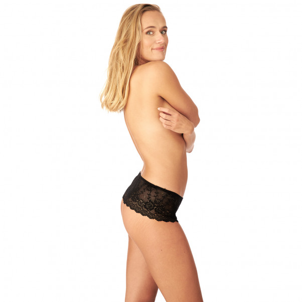 Nortie Gunilla Bundløs Blonde Hipster produkt på model 2