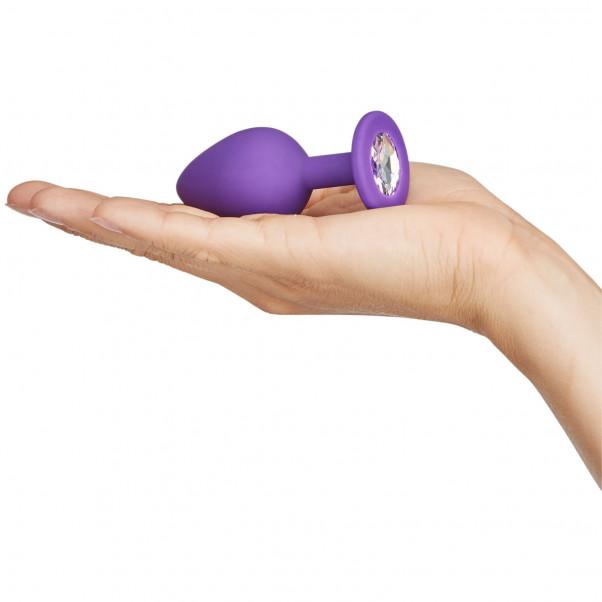Baseks Jewel Butt Plug Medium Hånd