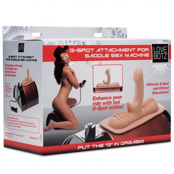 LoveBotz G-punkts Tilbehør til Saddle Sex Maskine  4