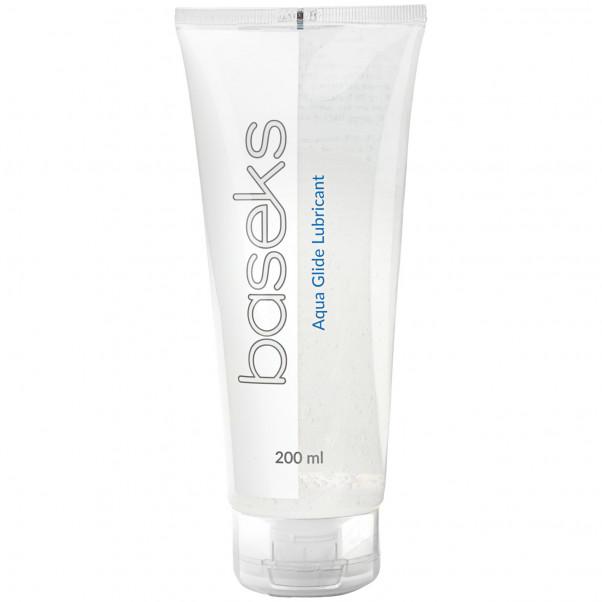 Baseks Aqua Glide Vandbaseret Glidecreme 200 ml  1