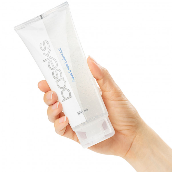 Baseks Aqua Glide Vandbaseret Glidecreme 200 ml  2