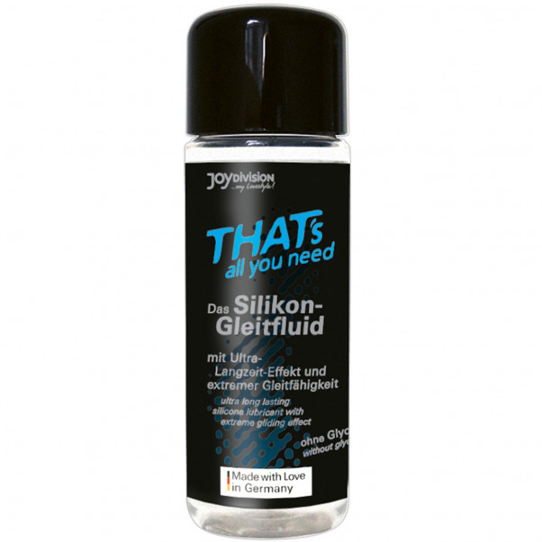Joydivision That is All You Need Silikone Glidecreme 100 ml  1