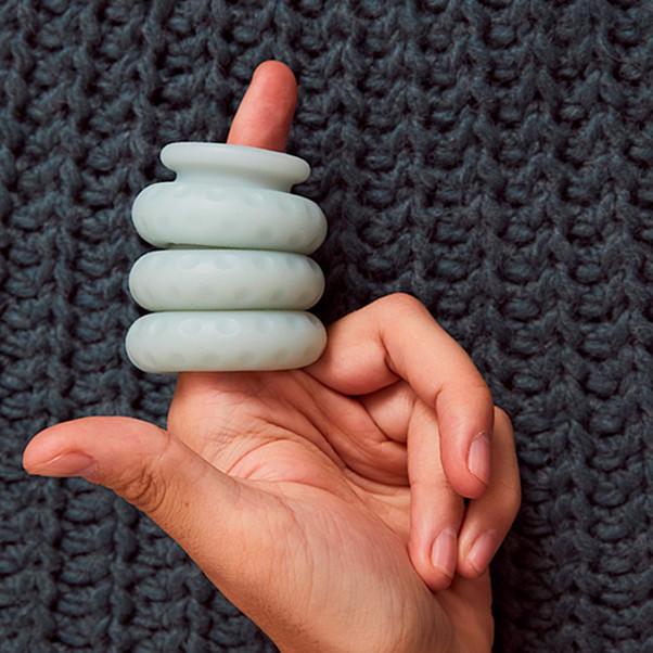 Ohnut Soft Buffer Penetrations Ringe  3