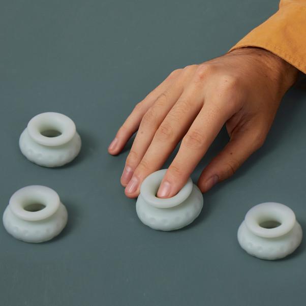 Ohnut Soft Buffer Penetrations Ringe  2