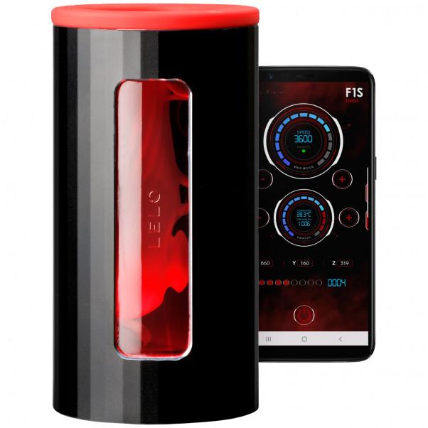 LELO F1s Developers Kit RED Onaniprodukt produktbillede 1