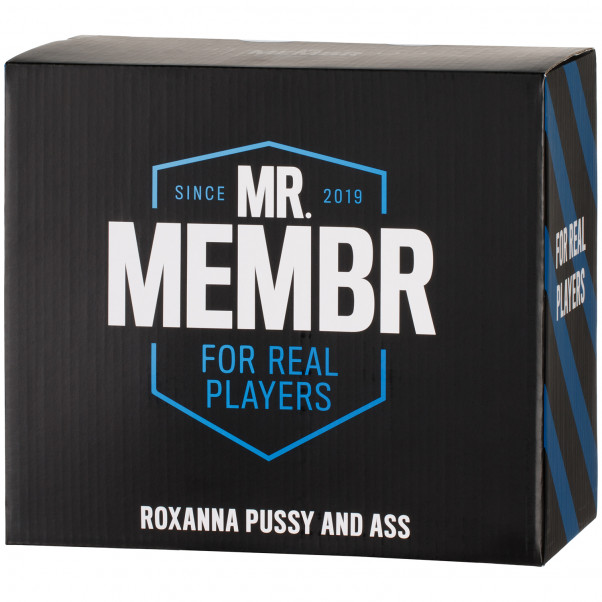 Mr. Membr Roxanna Pussy and Ass  100