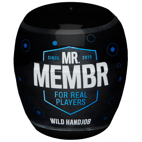 Mr. Membr Wild Handjob  1
