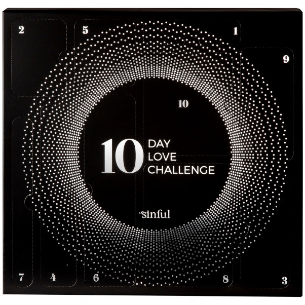 Sinful 10 Day Love Challenge Par Boks  100
