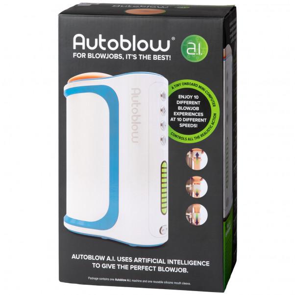 Autoblow A.I. Blowjob Maskine  7