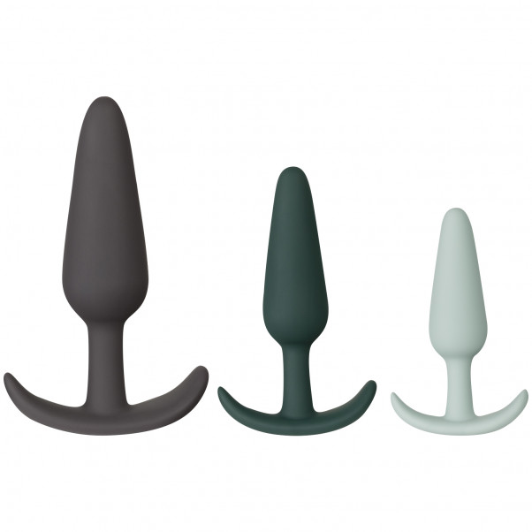 Amaysin Triple Butt Plug Sæt Product 1