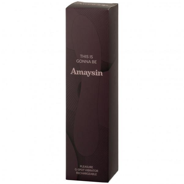 Amaysin Pleasure G-punkts Vibrator Opladelig  100