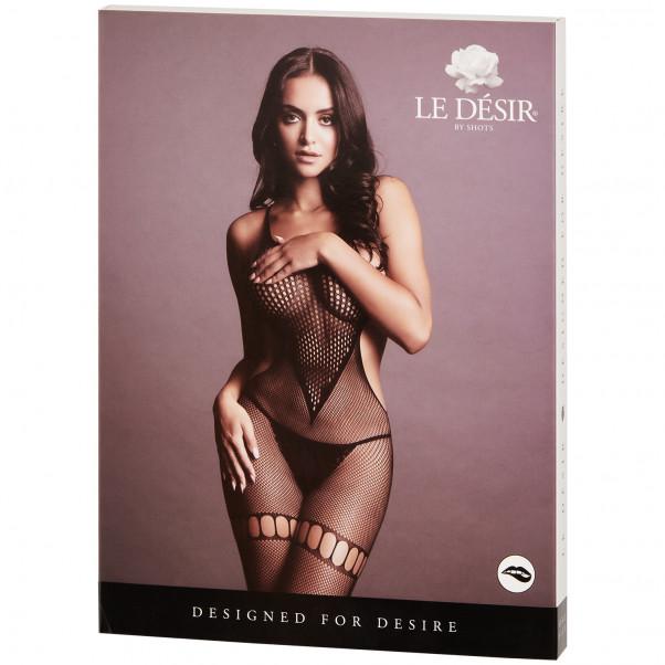 NEW - Le Désir Højhalset Catsuit Pack 90
