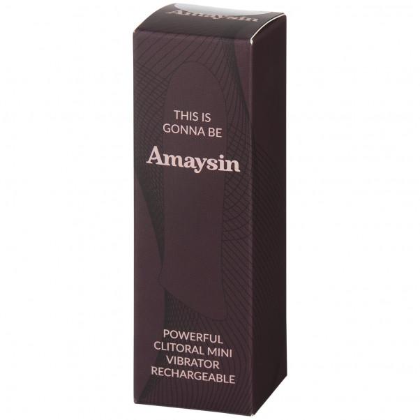 Amaysin Powerful Klitoris Mini Vibrator Opladelig billede af emballagen 90