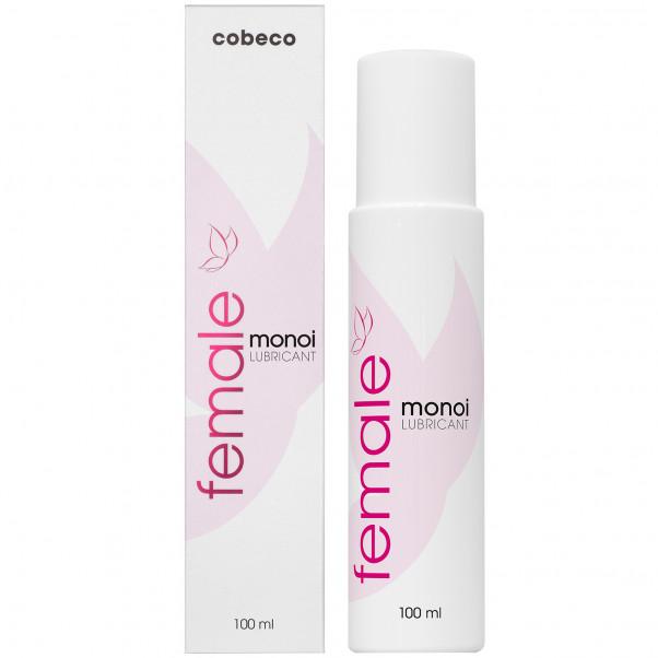 Cobeco Female Monoi Vandbaseret Glidecreme 100 ml Produktbillede 1