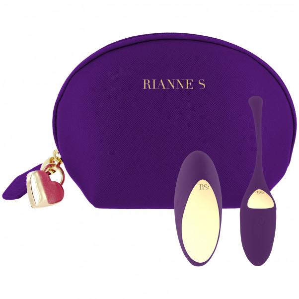 Rianne S Pulsy Playball Fjernbetjent Bækkenbundskugle produktbillede 1