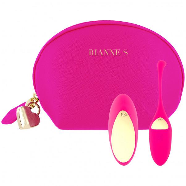 Rianne S Pulsy Playball Fjernbetjent Bækkenbundskugle produktbillede 2