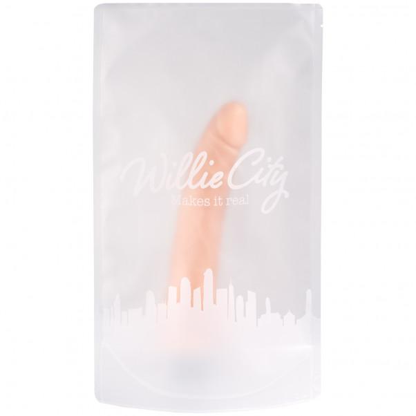 Willie City Realistic Multispeed Dildo Vibrator 24 cm 90
