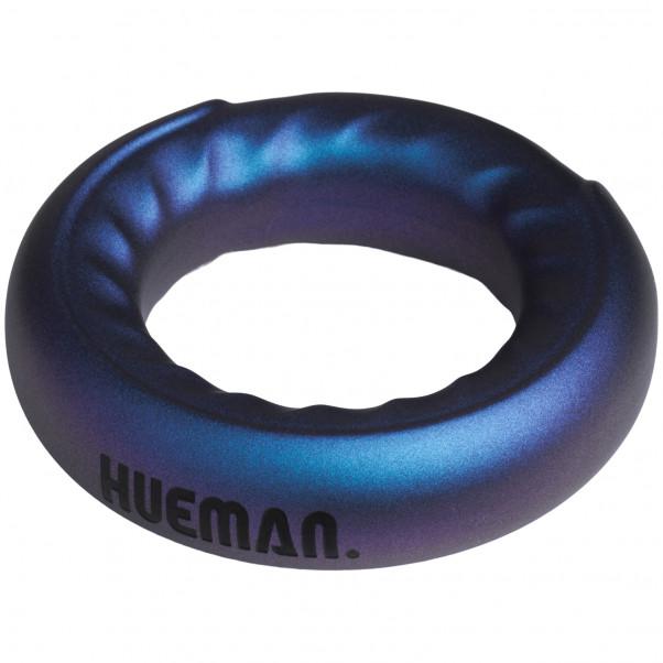 Hueman Saturn Vibrerende Penis & Kugle Ring  1