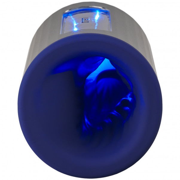 LELO F1S V2 Blue Pleasure Console Masturbator Produktbillede 2