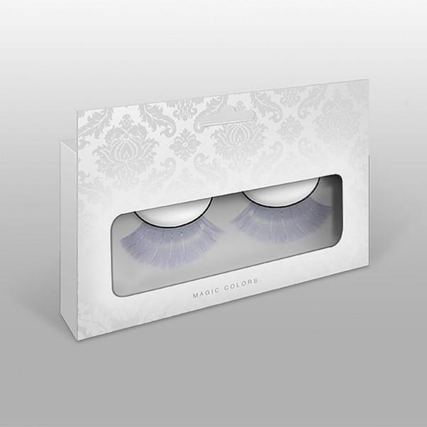 Kunstige Øjenvipper Hvide