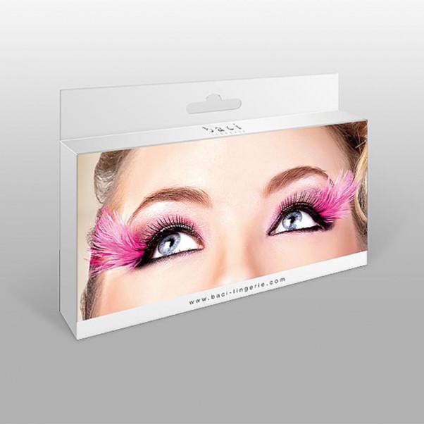 Øjenvipper Pink