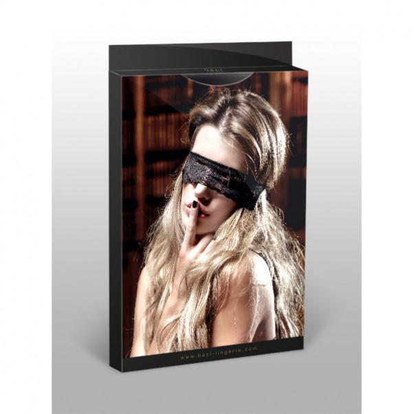 Baci Øjenmaske Blonde Sort  2